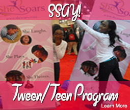 She Soars Tween/Teen Program